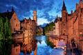 Bruges: una città magica nel cuore del Belgio