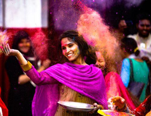 Holi Festival: in India tra colori, tradizione e divertimento
