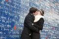 """Il """"Muro dei Ti Amo"""" a Parigi: una romantica opera nel cuore di Montmartre"""