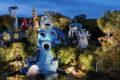 Toscana: il Giardino dei Tarocchi progettato da Niki de Saint Phalle