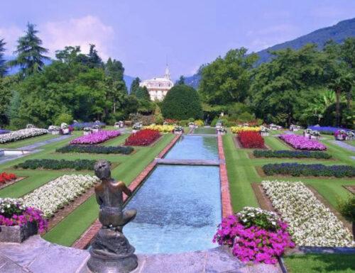 Villa Taranto a Verbania, un onirico orto botanico sul Lago Maggiore