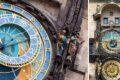 Praga: l'Orologio Astronomico più antico e bello del mondo