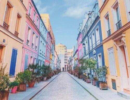 Rue Crémieux: la strada di Parigi regina di Instagram