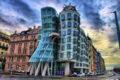 Praga, architettura a passi di danza: la famosa casa dedicata a Fred e Ginger