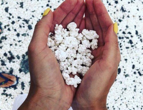 PopCorn Bay a Fuerteventura: la spiaggia con i granelli a forma di pop-corn