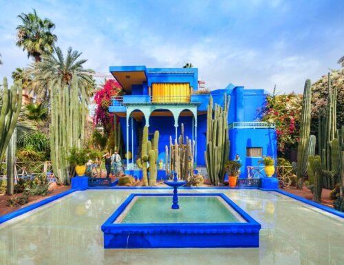 I Giardini di Majorelle, il paradiso di Marrakech