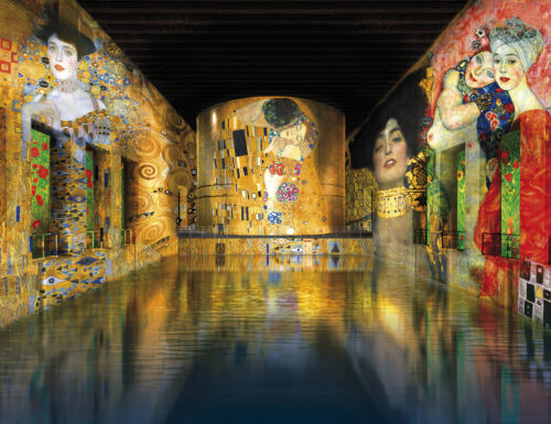 Bassins de Lumières: il museo di arte digitale più grande del mondo