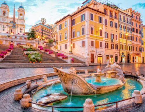 Roma e le fontanelle rionali: 9 giochi d'acqua assai curiosi!