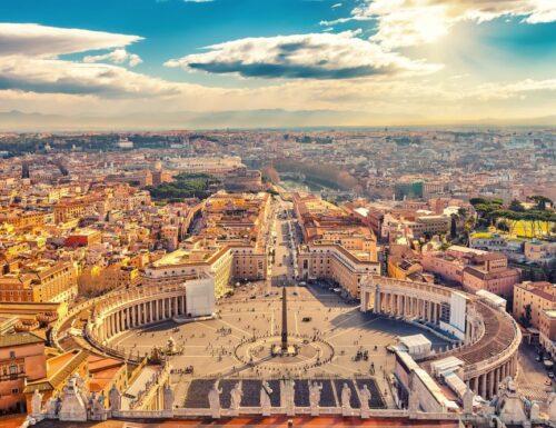 Roma: 5 (+1) terrazze panoramiche di Roma!
