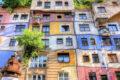 Hundertwasserhaus: le colorate ed ecologiche case popolari di Vienna