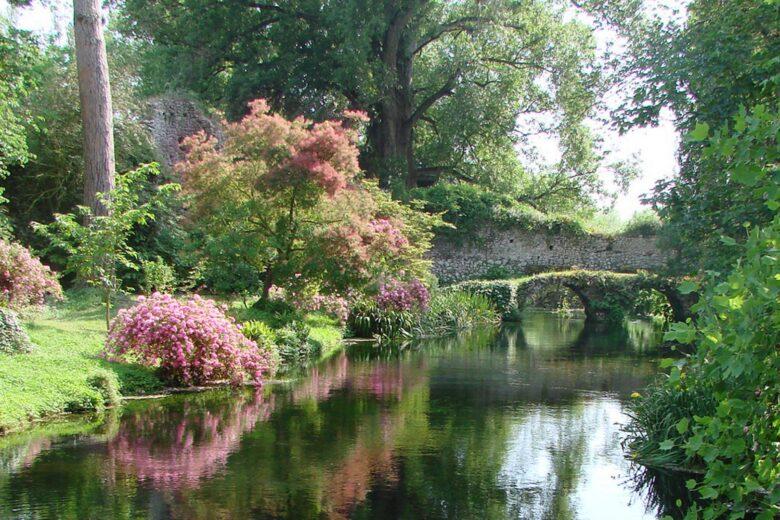 Il Giardino di Ninfa: il più bello e romantico del mondo